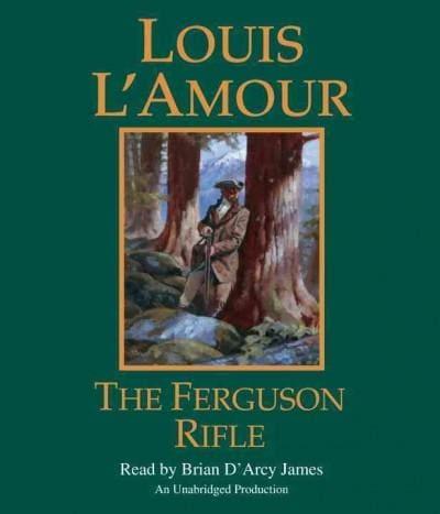 The Ferguson Rifle (CD-Audio)