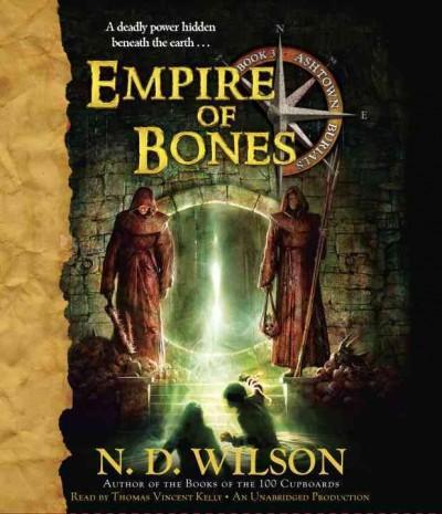 Empire of Bones (CD-Audio)