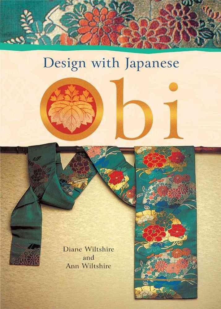 Design With Japanese Obi (Paperback)