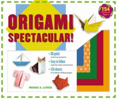 Origami Spectacular! (Paperback)