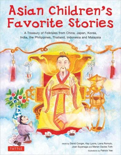 Asian Children's Favorite Stories (Hardcover)