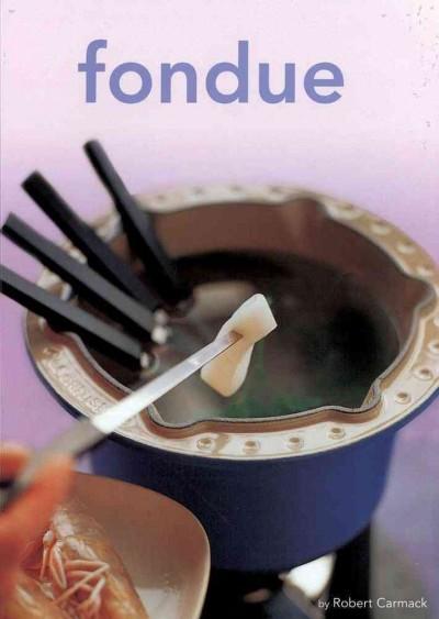 Fondue (Hardcover)