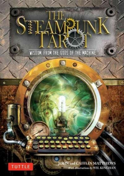 Steampunk Tarot: Wisdom from the Gods of the Machine - Thumbnail 0