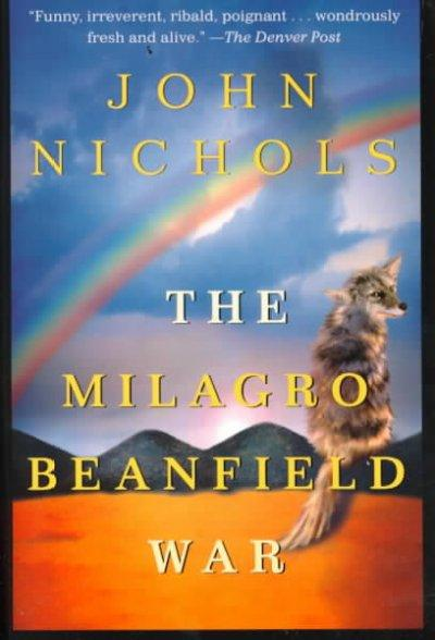 The Milagro Beanfield War (Paperback)