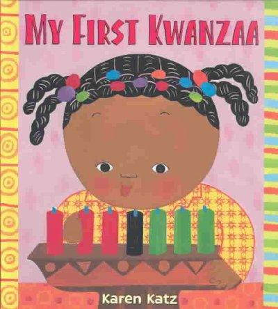 My First Kwanzaa (Hardcover)