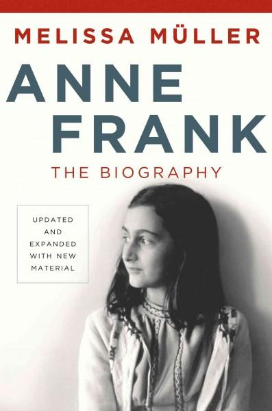 Anne Frank: The Biography (Hardcover)