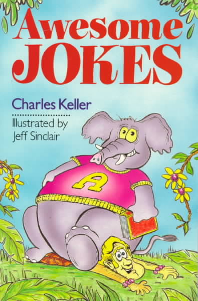 Awesome Jokes (Paperback)