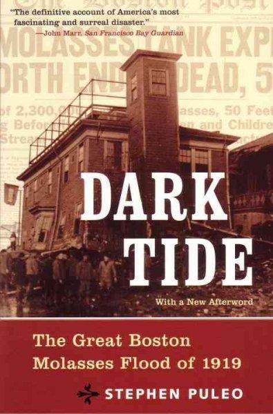 Dark Tide: The Great Boston Molasses Flood of 1919 (Paperback)