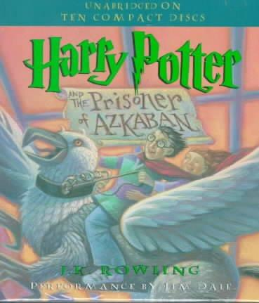 Harry Potter and the Prisoner of Azkaban (CD-Audio) - Thumbnail 0