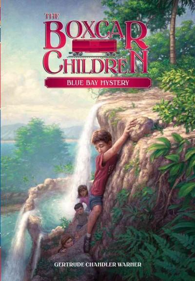 Blue Bay Mystery (Paperback)