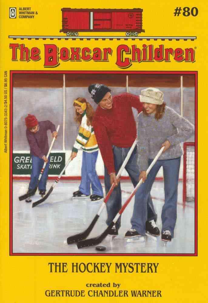 The Hockey Mystery (Paperback)