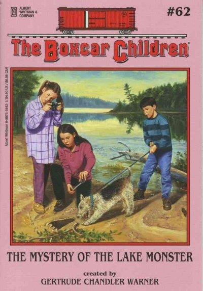 The Mystery of the Lake Monster (Paperback)