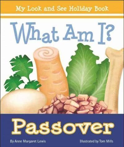 What Am I? Passover (Hardcover)