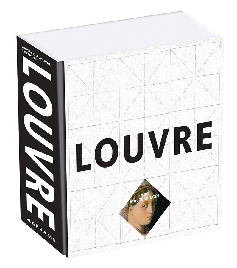 Louvre: 400 Masterpieces (Hardcover)