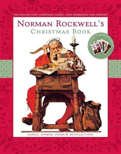 Norman Rockwell's Christmas Book (Hardcover)