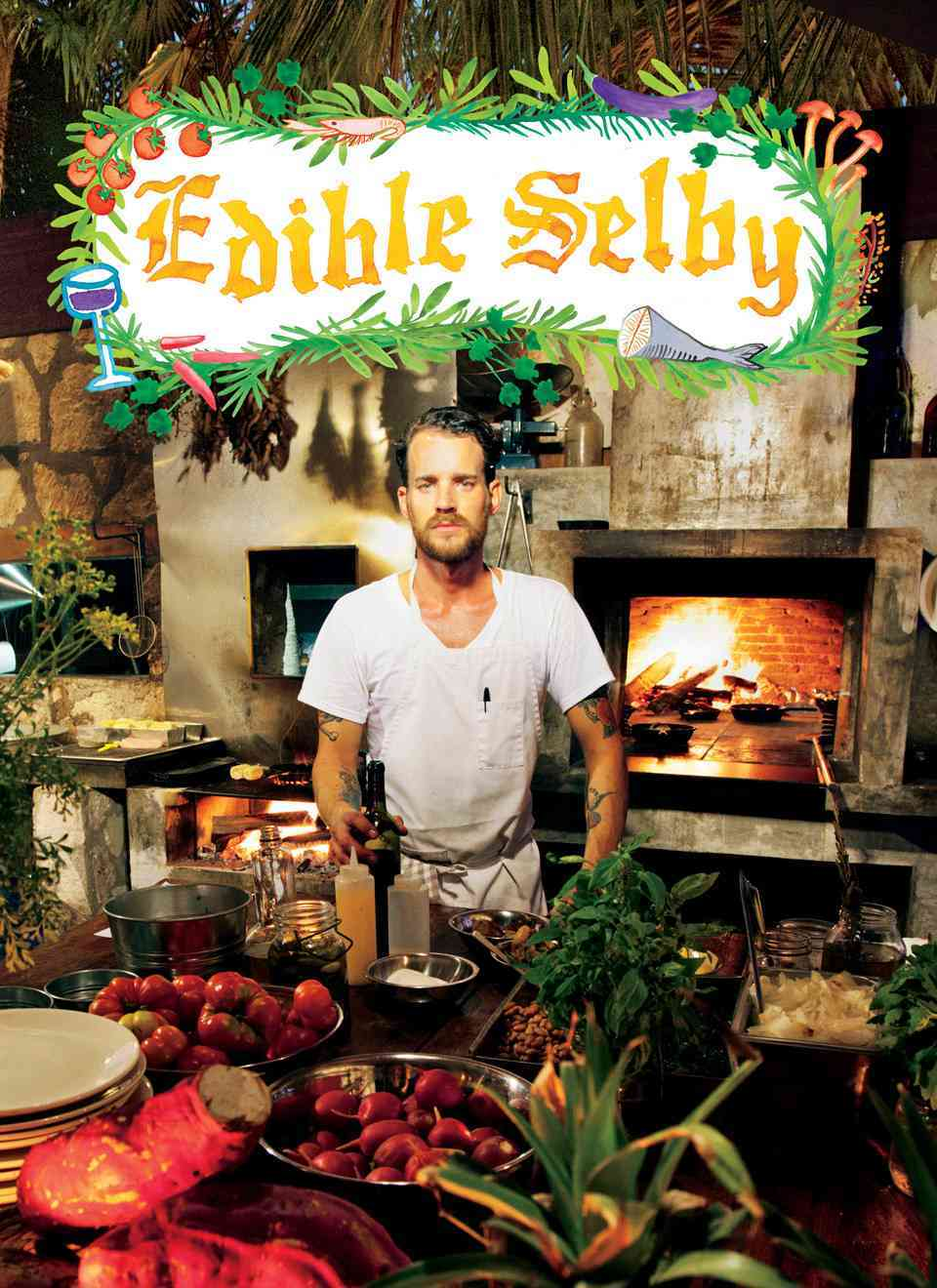 Edible Selby (Hardcover)