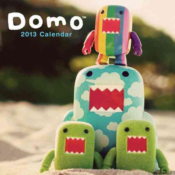 Domo 2013 Calendar (Calendar)