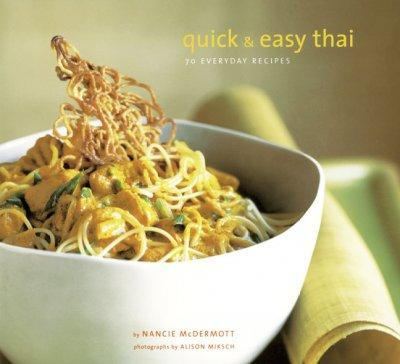 Quick & Easy Thai: 70 Everyday Recipes (Paperback) - Thumbnail 0