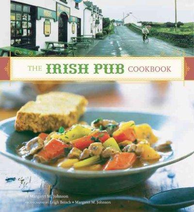 The Irish Pub Cookbook (Paperback)