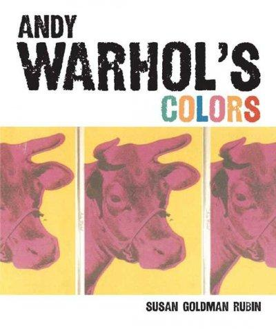 Andy Warhol's Colors (Board book)