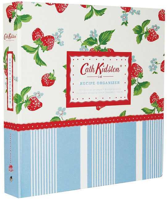 Cath Kidston Recipe Organizer (Loose-leaf)