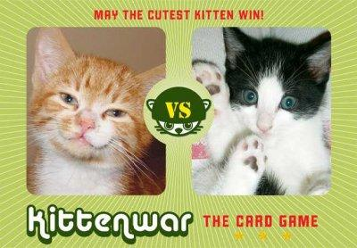 Kittenwar The Card Game (Cards)