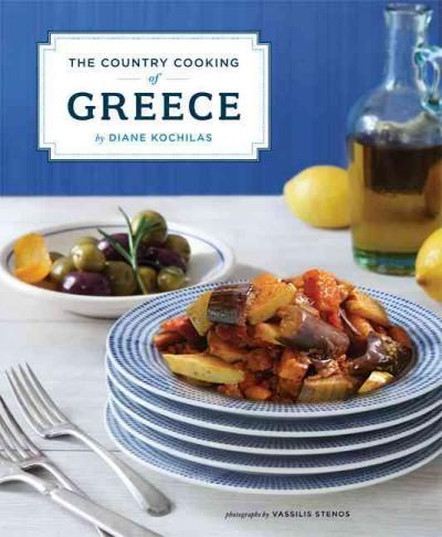 The Country Cooking of Greece (Hardcover)