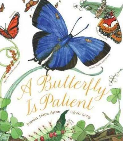 A Butterfly Is Patient (Hardcover)