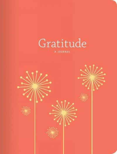 Gratitude: A Journal (Notebook / blank book)