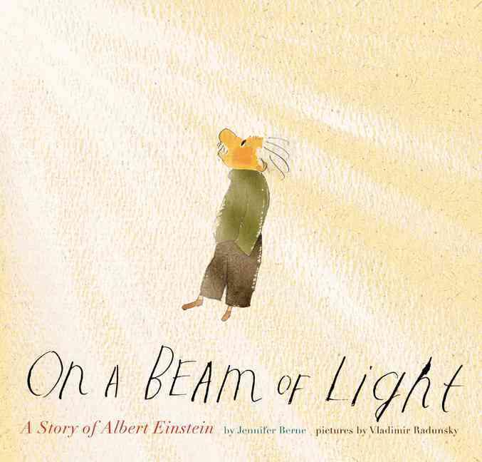 On a Beam of Light: A Story of Albert Einstein (Hardcover)
