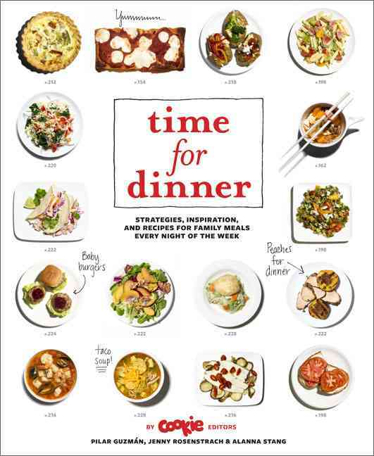 Time for Dinner (Hardcover) - Thumbnail 0