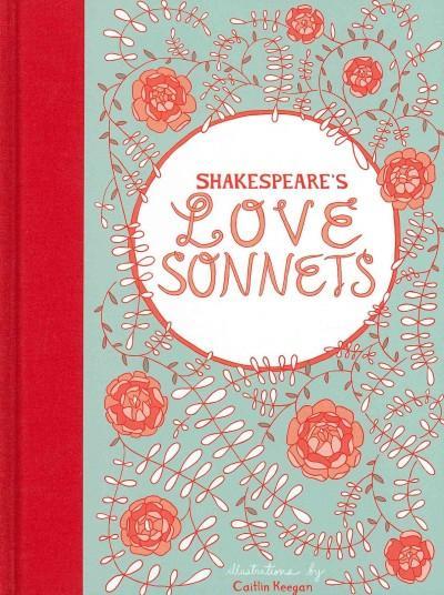 Shakespeare's Love Sonnets (Hardcover)