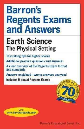Regents Exams and Answers: Earth Science (Paperback)