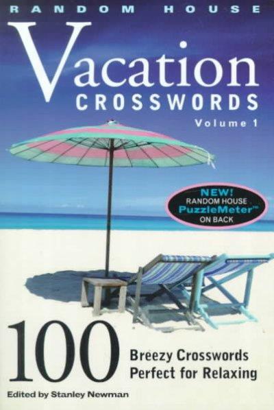 Random House Vacation Crosswords (Paperback)