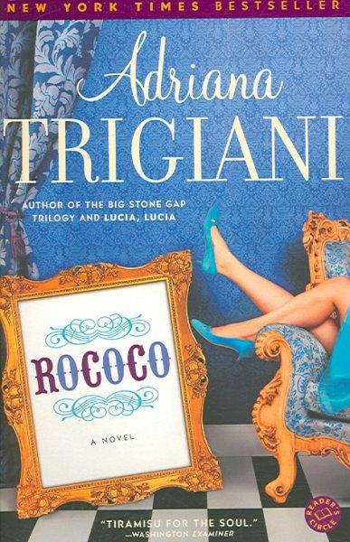 Rococo: A Novel (Paperback)