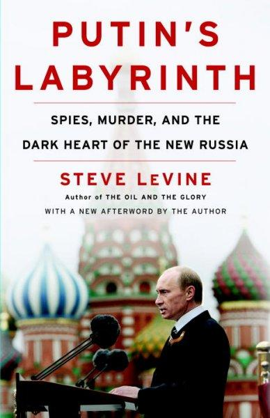 Putin's Labyrinth: Spies, Murder, and the Dark Heart of the New Russia (Paperback)
