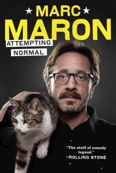Attempting Normal (Hardcover)