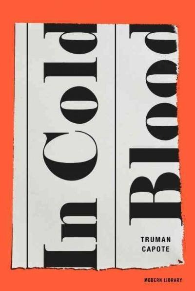 In Cold Blood (Hardcover)
