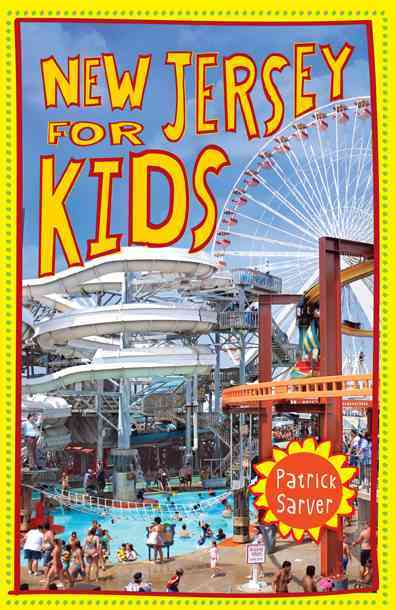 New Jersey for Kids (Paperback)