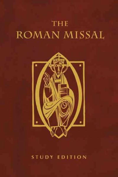 The Roman Missal: Study Edition (Paperback)