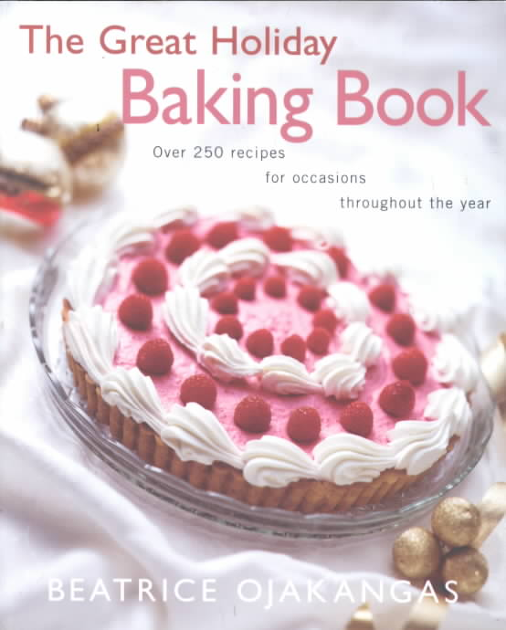 The Great Holiday Baking Book (Paperback)