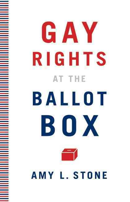 Gay Rights At The Ballot Box (Hardcover)
