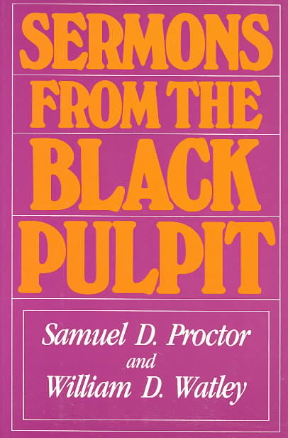 Sermons from the Black Pulpit (Paperback)