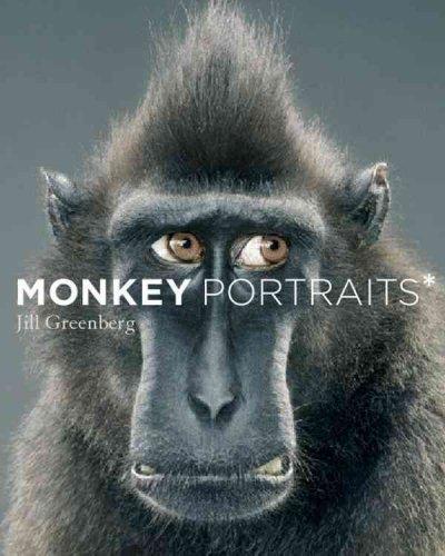 Monkey Portraits (Hardcover)