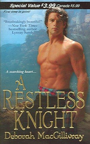A Restless Knight (Paperback)