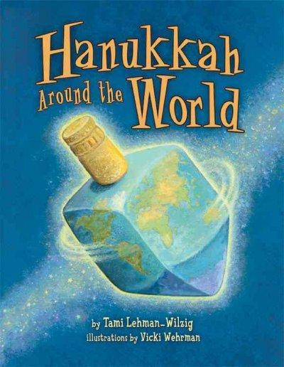 Hanukkah Around the World (Paperback)