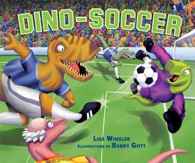 Dino-Soccer (Hardcover)