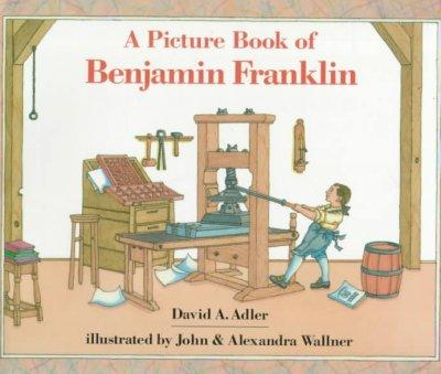 A Picture Book of Benjamin Franklin (Paperback)