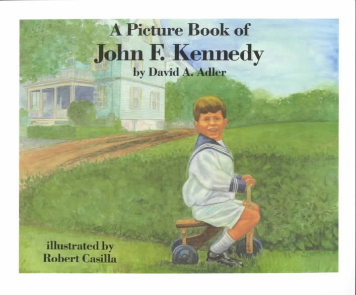 A Picture Book of John F. Kennedy (Paperback)