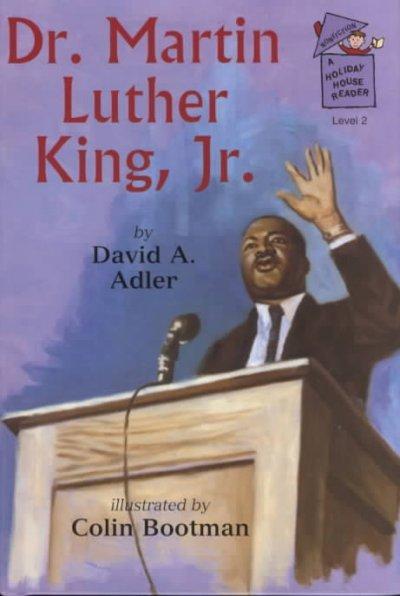 Dr. Martin Luther King, Jr. (Hardcover)